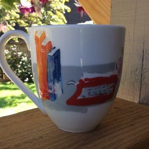 Kate Spade Lenox Muses academic mug designer